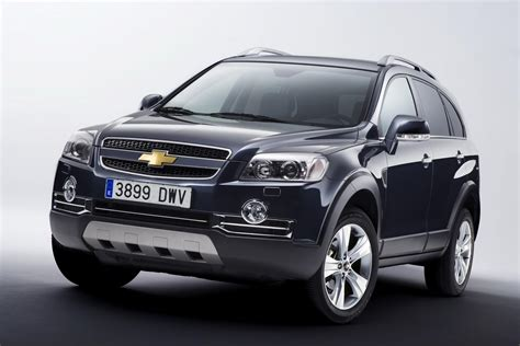 chevrolet captiva sport top speed