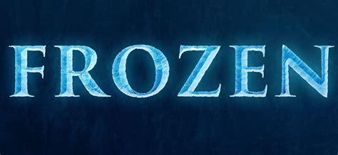 photoshop tutorial letter effect 9 ice text effect photoshop images disney frozen font