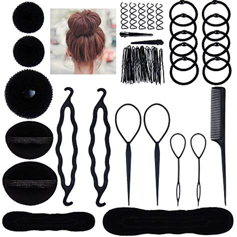 magic hair design styling tools accessories kits with bun lictin find offers online and compare prices at wunderstore