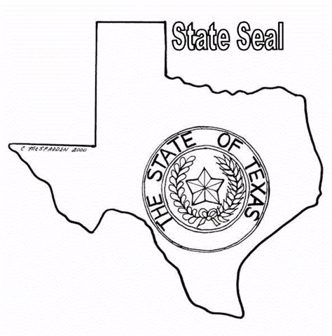 missouri fish coloring pages free coloring pages of texas map outline