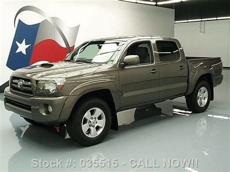 Toyota Direct Used Cars Buy Used 2009 Toyota Tacoma Trd All Terrain Dbl Cab 4x4