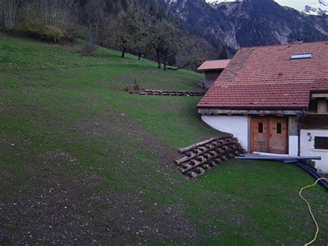 terrain en terrasse nivrem terrasse bois sur terrain en pente diverses