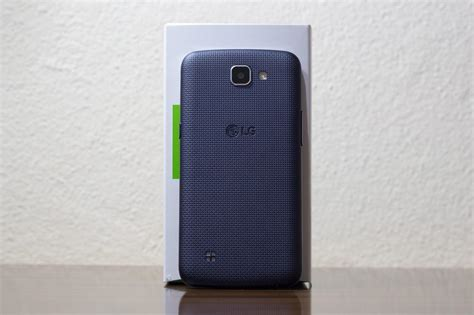 Lg O review lg k4 o novo modelo de entrada da lg