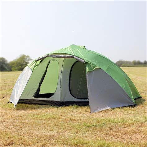 2 bedroom 4 man tent north gear holiday lux 8 man 2 room tent the sports hq