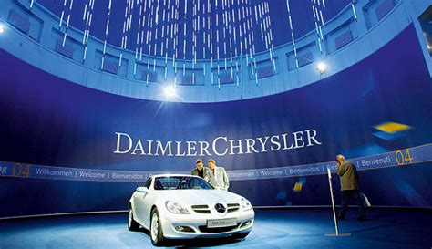 mercedes merger with chrysler stuck in a bind sense of mergers and acquisitions