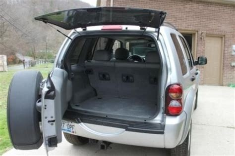 2008 jeep liberty sport roof rack buy used 2005 jeep liberty limited sport utility 4 door 3