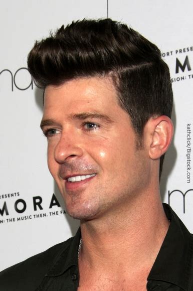 robin thicke hairstyles celebrity hairstyles by ukher com top twenty most viewed celebrity hairstyles