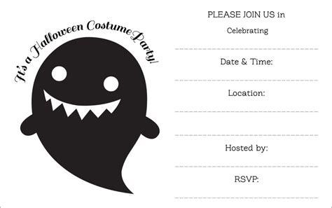 free printable halloween invitations black white 16 awesome printable halloween party invitations kitty