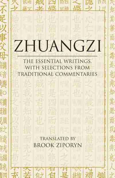 The Essential Writings zhuangzi the essential writings newsouth books