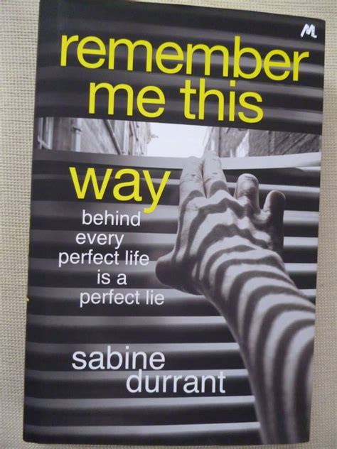 Book Review The Great Indoors By Sabine Durrant by Sabine Durrant 171 Neverimitate