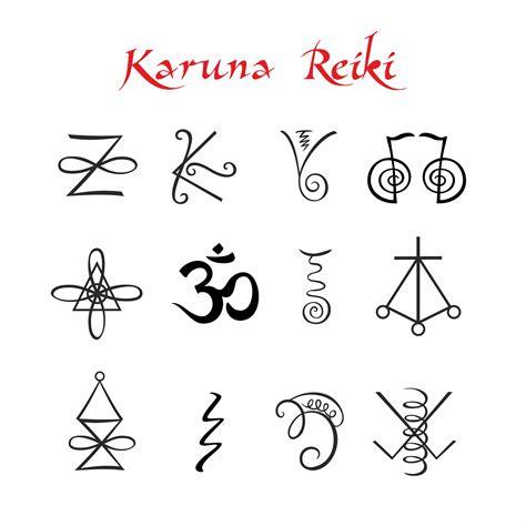 karuna reiki symbols healing energy alternative