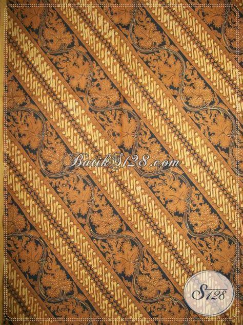 Kain Batik Wedelan Wd 008 kain batik klasik bahan jarik batik kain lawasan langka motif parang anggur baju batik