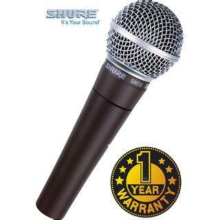 Shure Sm 58 Original original shure sm58 vocal microphone
