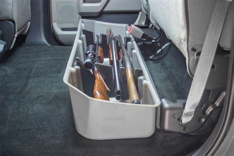 du ha storage gun case for ford f 150 supercrews 2015