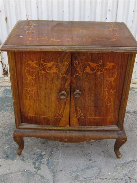comprar muebles para restaurar mesilla en madera chapeada para restaurar comprar