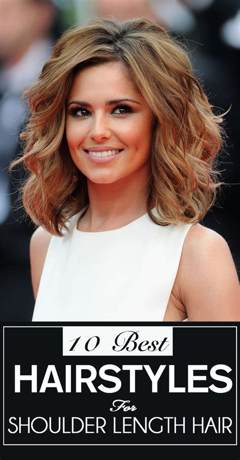best 50 s hairstyle for lightly layeed shoulder length hair best hairstyles for shoulder length hair my top 10