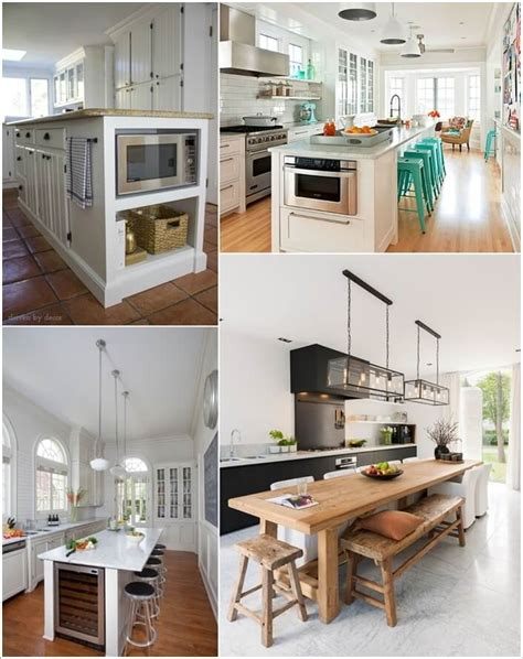 ideas for narrow kitchens ideas to decorate and narrow kitchens