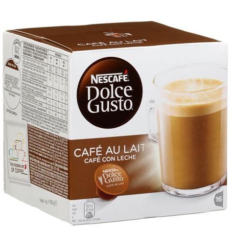 Nescafe Dolce Gusto Au Lait Murah nescafe dolce gusto cafe au lait coffee drinks