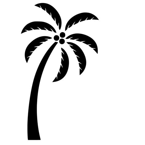 palm tree svg cutting files for you palm tree svg home