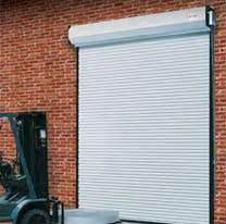commercial garage doors pensacola rolling steel doors