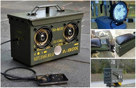 a sensible way to buy ammo 13 creative ways to reuse ammo cans home and gardening ideas