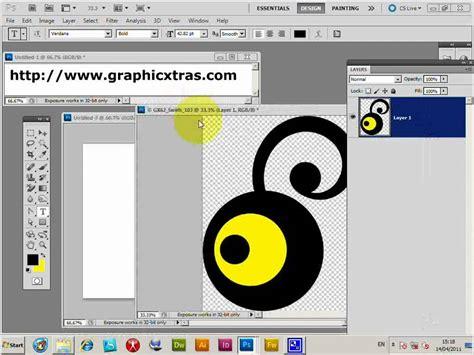 tutorial photoshop cs5 francais pdf pdf documents opening and basic use in photoshop cs5