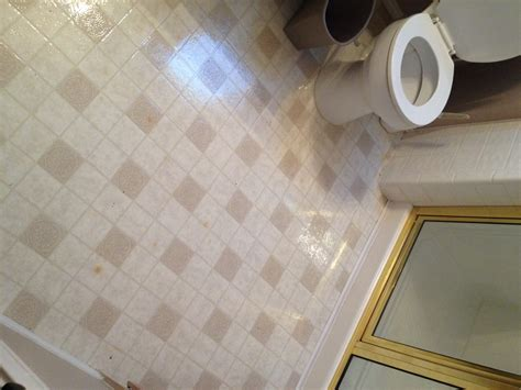 floor lino bathroom replacing linoleum flooring in bathroom
