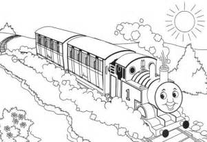 thomas train coloring free coloring pages art coloring pages
