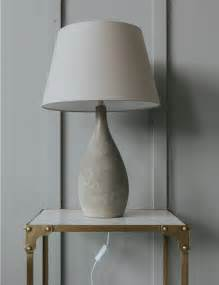 Home Interiors And Gifts Pictures concrete table lamp at rose amp grey