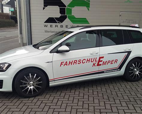 Werbeaufkleber Auto by Dc Werbewerk In Burscheid Bei Wermelskirchen Kfz