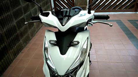 Lu Led Honda Beat impression all new honda beat esp eco cw 110