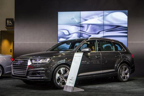 top 5 luxury suvs at the 2015 vancouver international auto