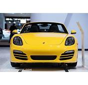 Porsche Boxster  The News Wheel
