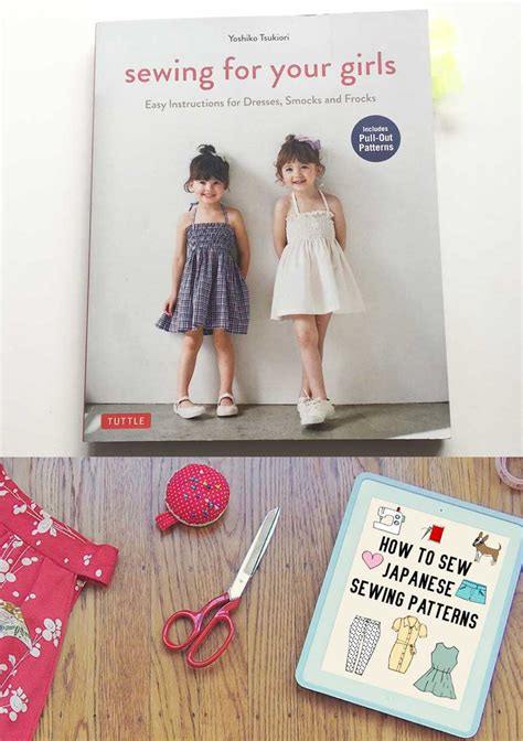 japanese pattern book review sewing for your girls japanese patterns book review