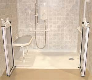 barrier free showers home solutions usa brookfield wi