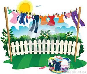 Washing line and clothes cartoon vector cartoondealer com 67646301
