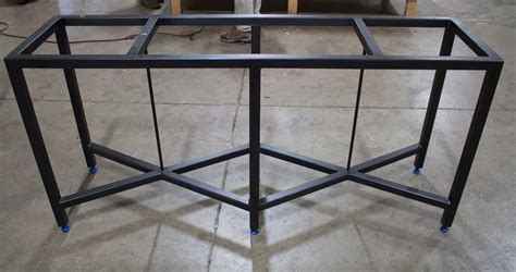 metal table l bases rstco furniture archives resawn timber co
