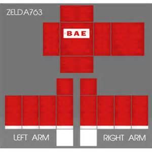 red bae shirt roblox