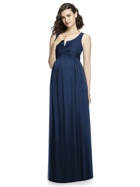 Maternity Bridesmaid Dress by Dessy Maternity Bridesmaid Dresses Dessy Maternity M424