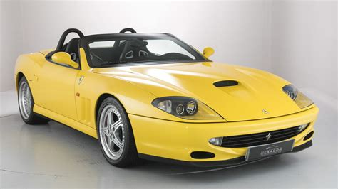 rare ferrari two super rare ferraris up for sale in london close to