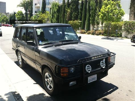 what country is range rover from 1995 land rover range rover county classic sport utility 4