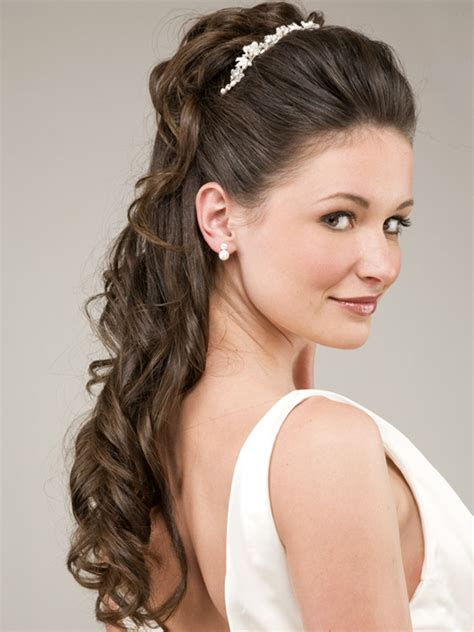 Hair Styles For Hair In A Wedding by Wedding Litoon Wedding Hairstyles