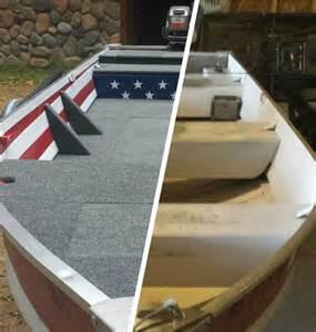 Aluminum Boat Floor Plans aluminum boat fishing conversation and restoration