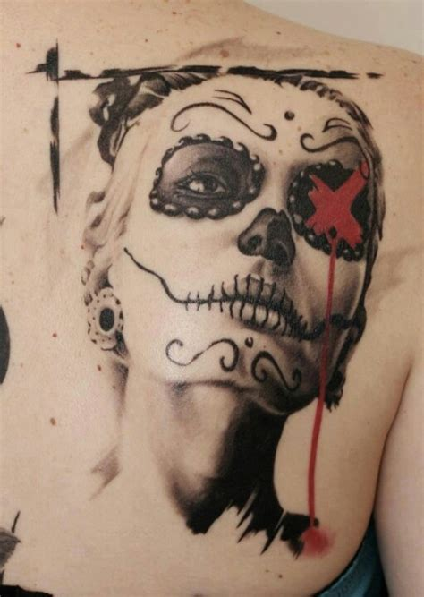 sugar city tattoo 86 best tattoos images on day of the dead