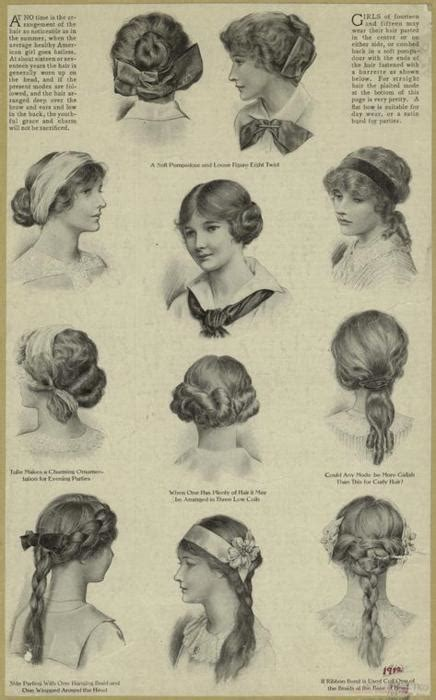new women s hairstyles early 1900s kids hair cuts 1910 hairstyles matthew s island of misfit toys