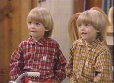 twins on full house t a n n e r c e n t r a l