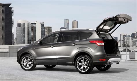 Ford Kuga 2020 Dimensions by Ford Escape Dimensions 2016 2018 2019 2020 Ford