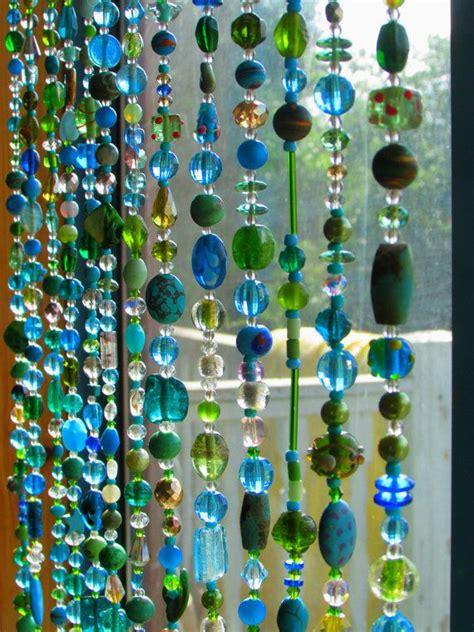 cortina abalorios cortina de abalorios cuentas vidrieras cortina de