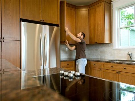 Installing Kitchen Cabinets Tips Installing Kitchen Cabinets Pictures Options Tips Ideas Hgtv