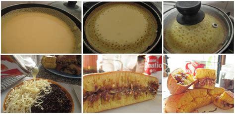 Teflon Buat Martabak martabak manis teflon 1 butir telur bisa menghasilkan